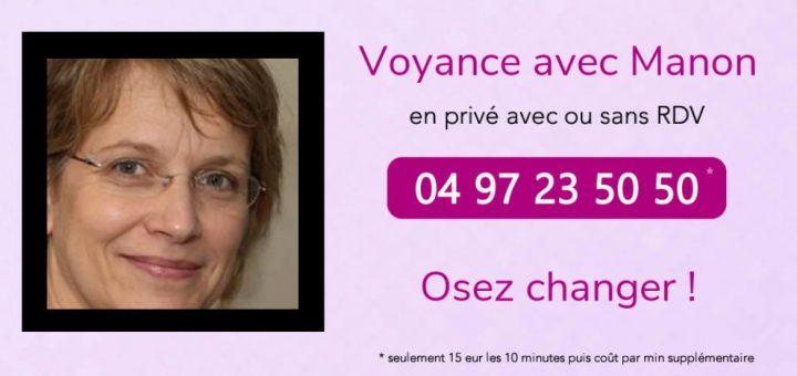 appeler la voyante Manon